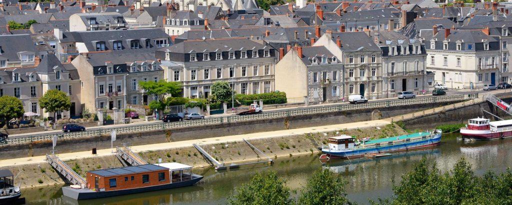 Domiciliation entreprise Angers – Saint-Laud