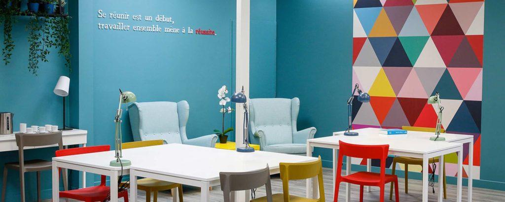 Domiciliation entreprise Le Hub – Evry
