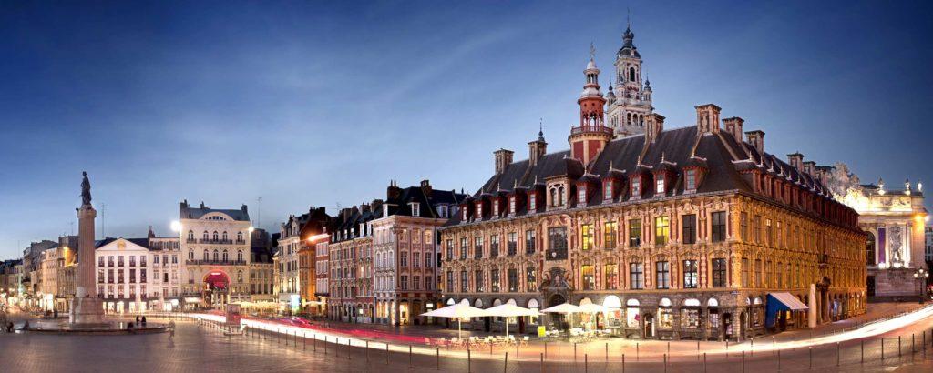 Domiciliation entreprise Lille – Les Grands Boulevards