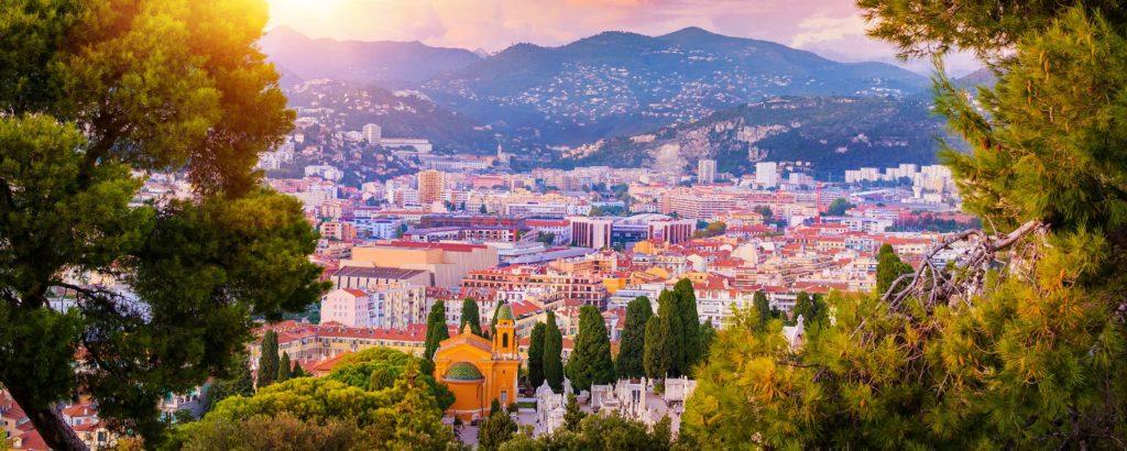 Domiciliation entreprise Nice – Boulevard de l'Ariane