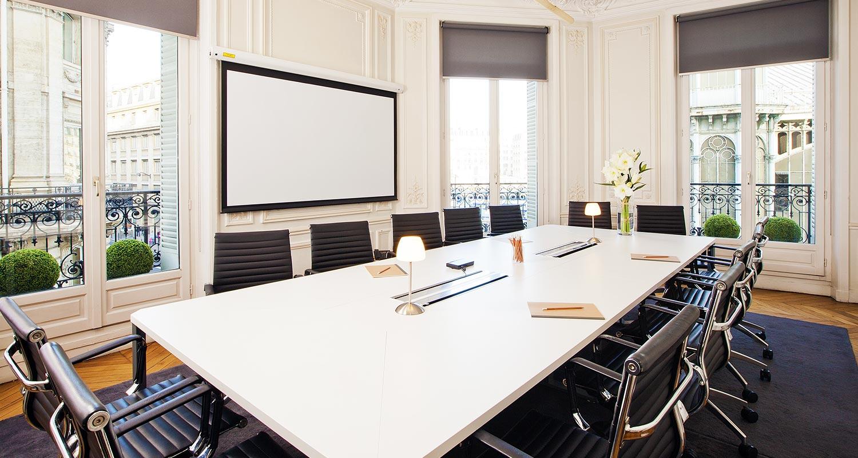Notre salle de réunion Paris Saint Lazare