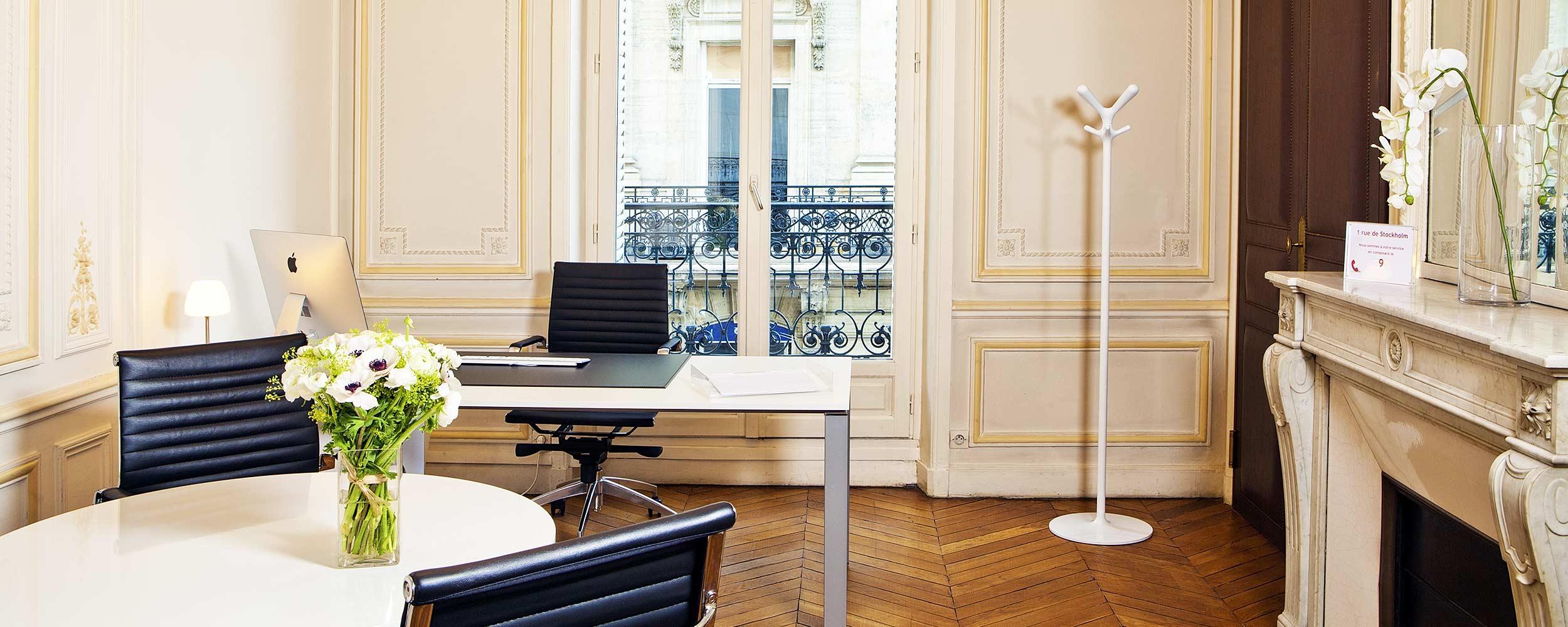 Location de bureau Paris Saint-Lazare