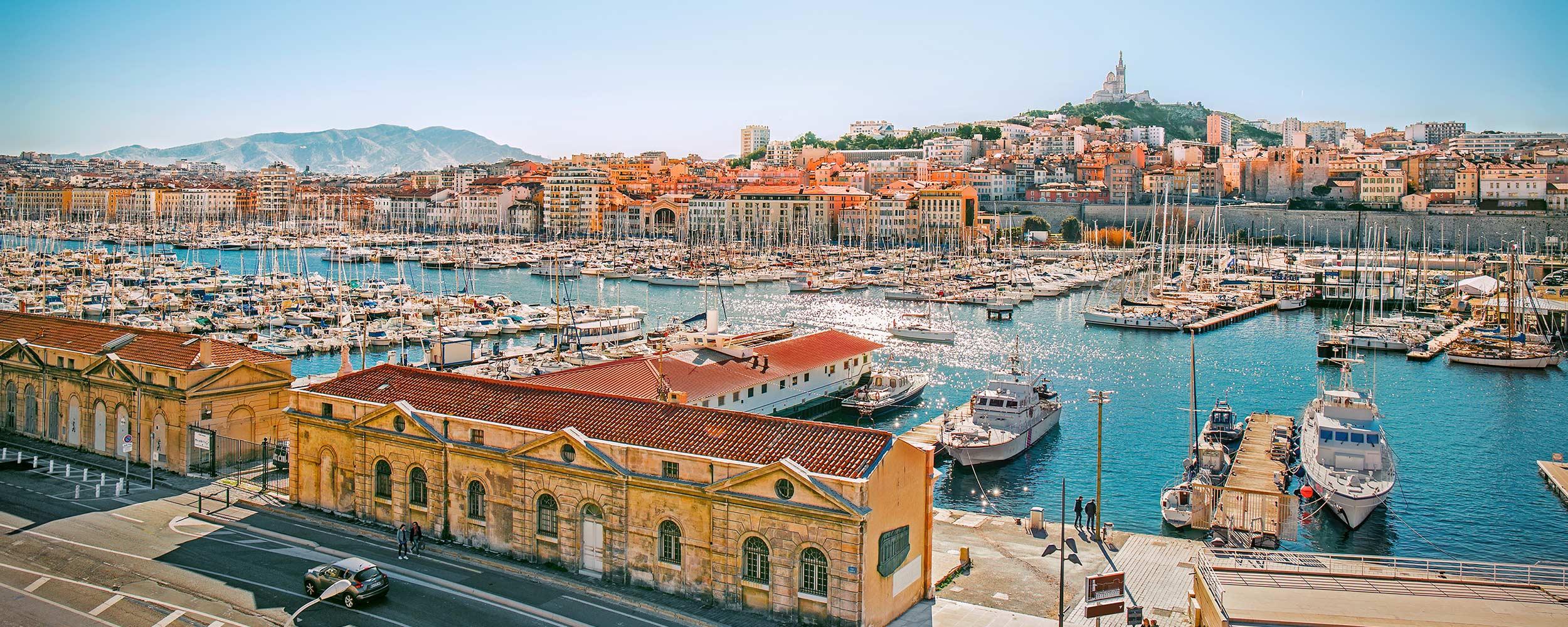 Se domicilier dans un quartier d'affaires à Marseille