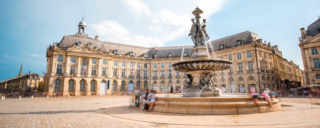 Domiciliation entreprise Bordeaux Quinconces