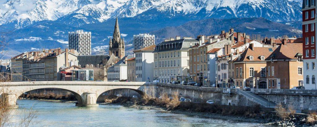 Domiciliation entreprise Grenoble