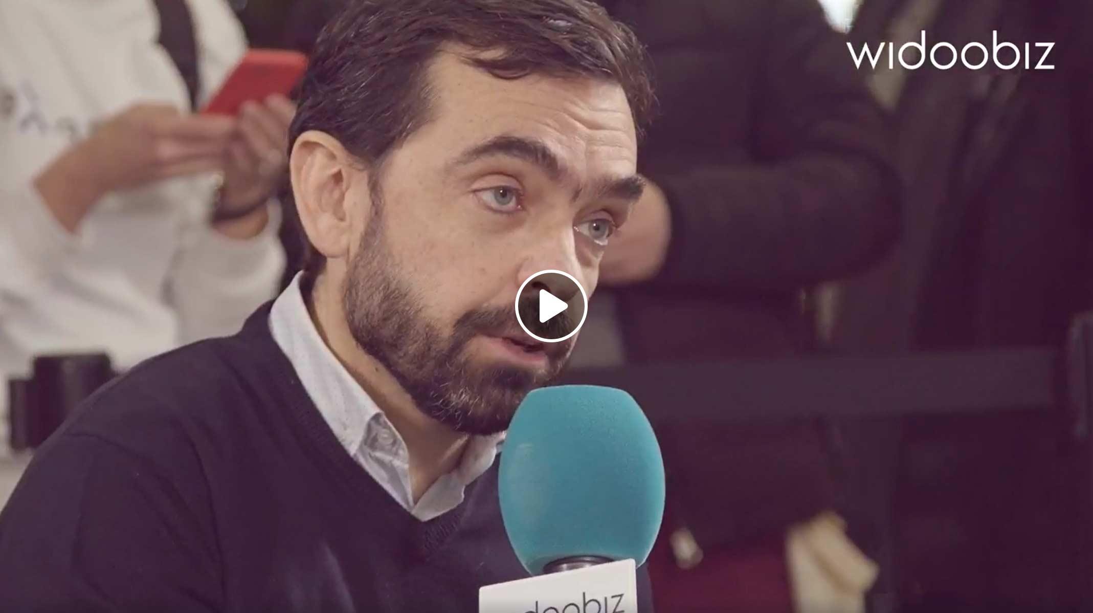 Intervention de Christophe Godeau au Salon des Entrepreneurs