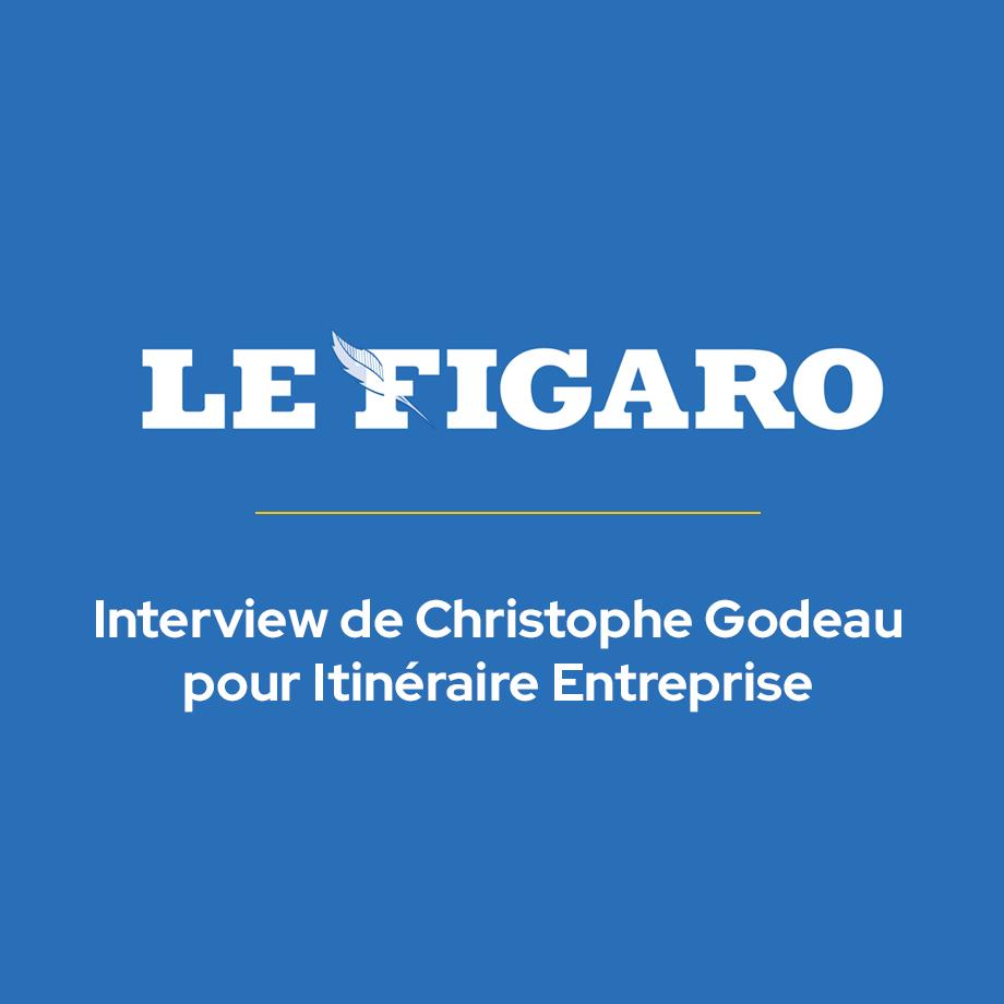 Kandbaz : interview de Christophe Godeau pour Itinéraire Entreprise