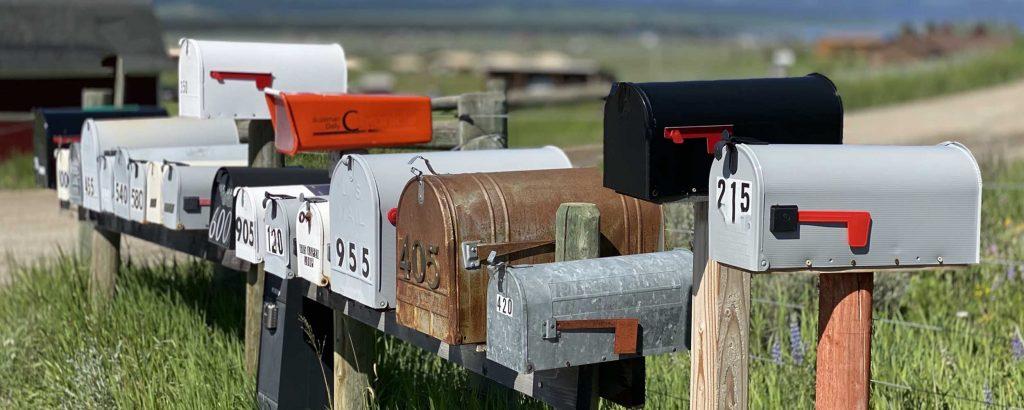 Qu'est-ce qu'une boîte postale ?